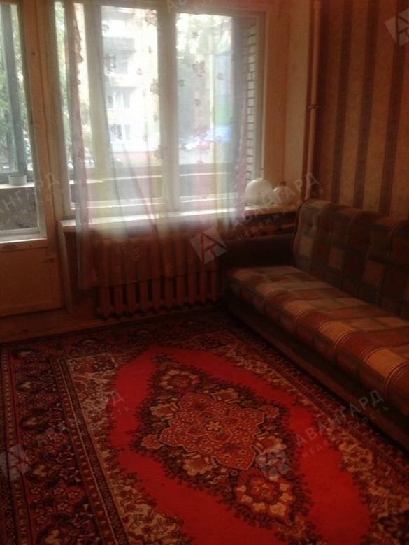 2-комнатная квартира, Маршала Блюхера пр-кт, 42 - фото 2