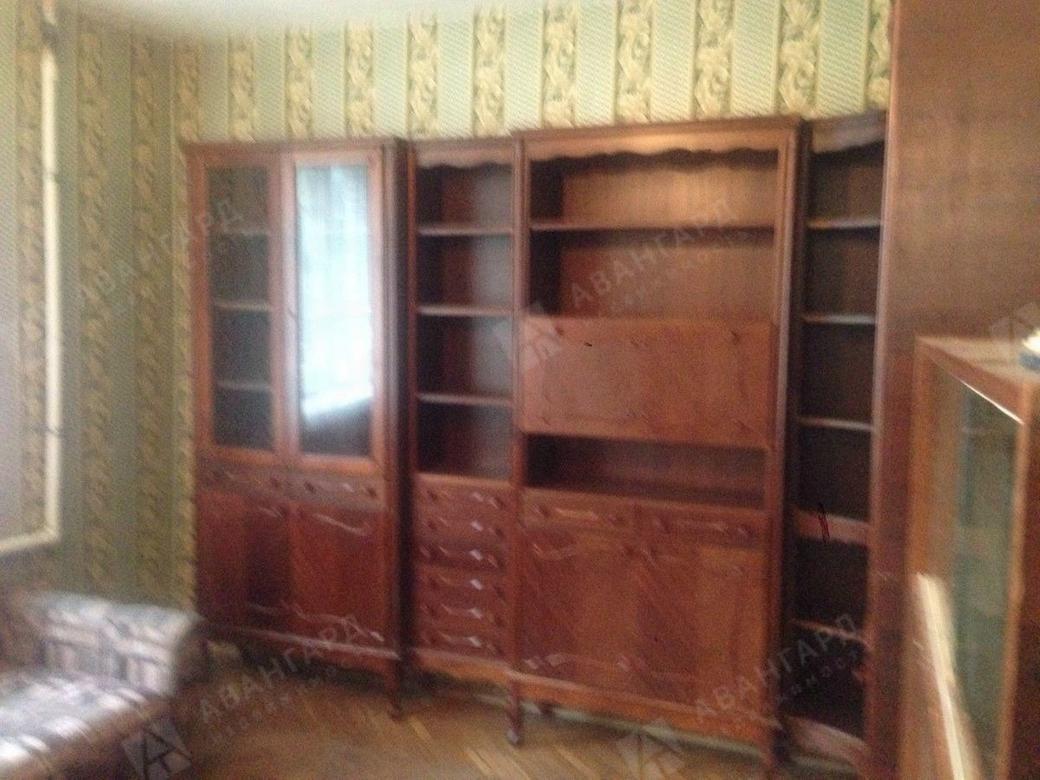 2-комнатная квартира, Маршала Блюхера пр-кт, 42 - фото 1