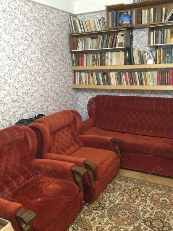 2-комнатная квартира, Краснопутиловская ул, 74 - фото 1