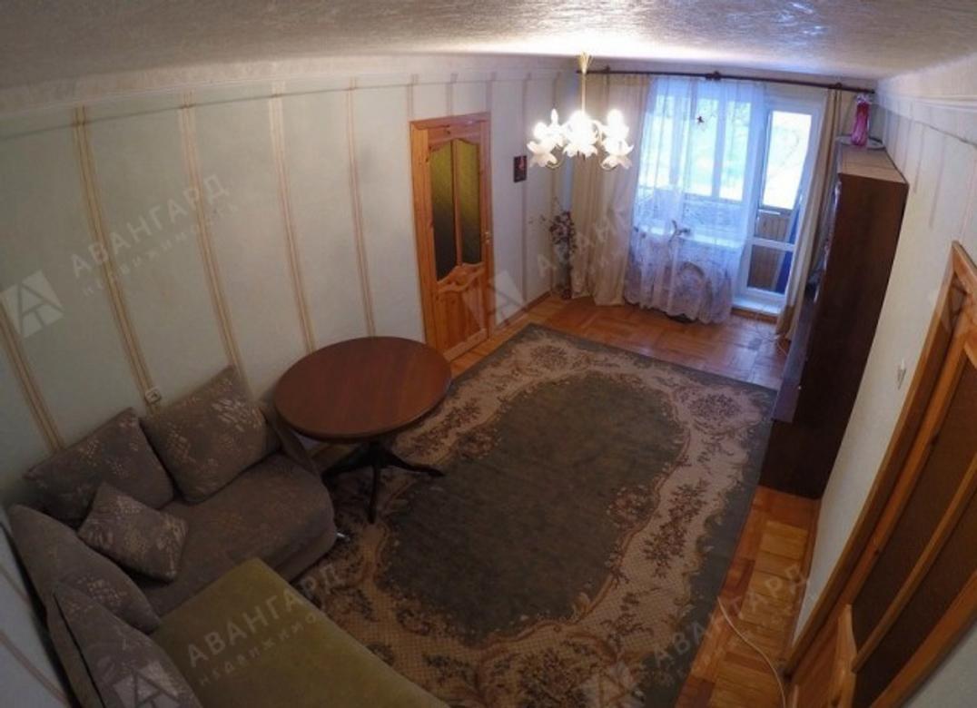2-комнатная квартира, Турку ул, 19к1 - фото 2