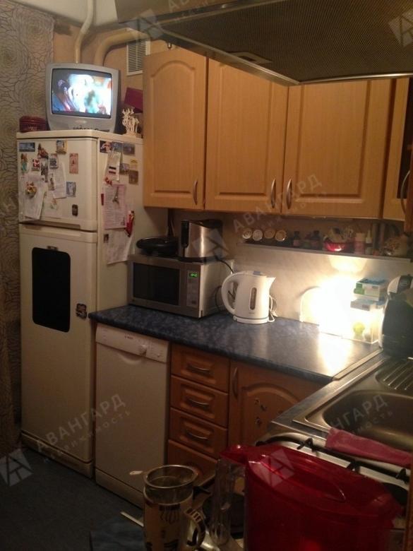 2-комнатная квартира, Ударников пр-кт, 15к1 - фото 1