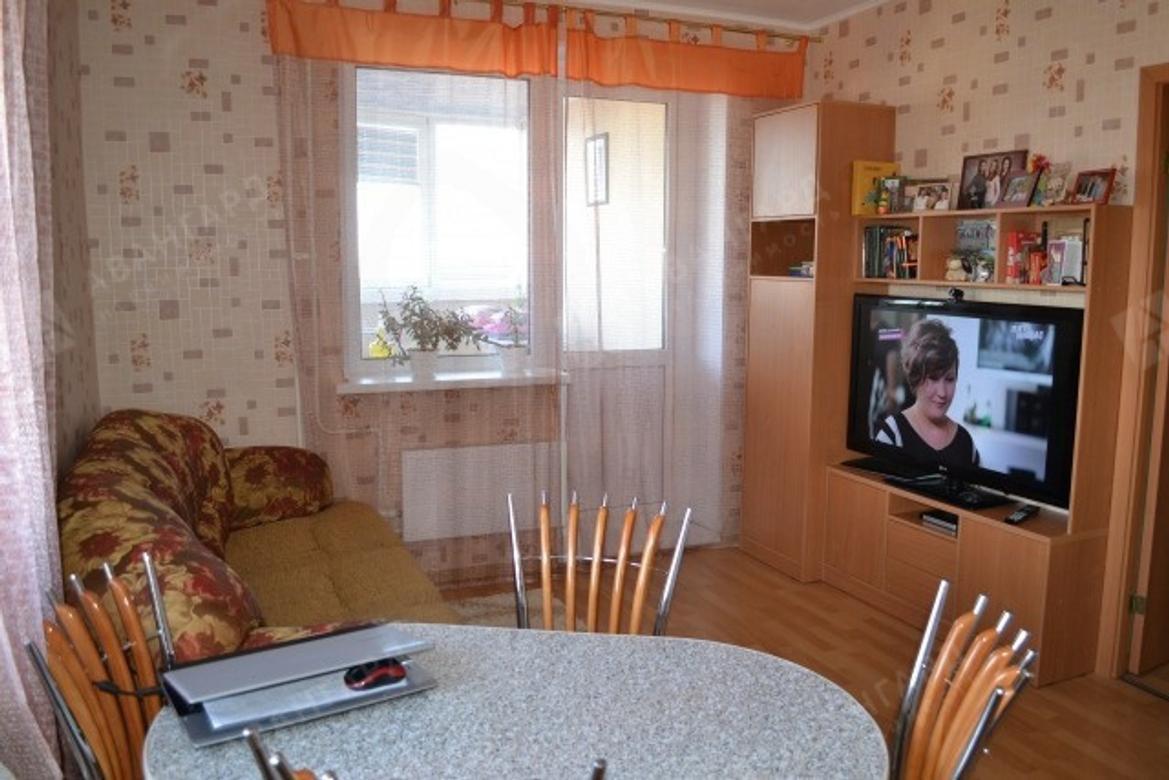 2-комнатная квартира, Ярослава Гашека ул, 4к1 - фото 1