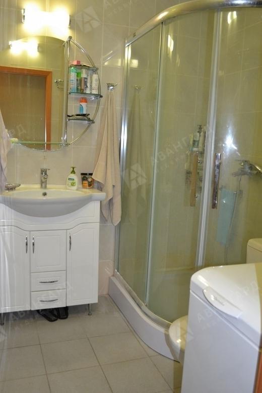 2-комнатная квартира, Ярослава Гашека ул, 4к1 - фото 4