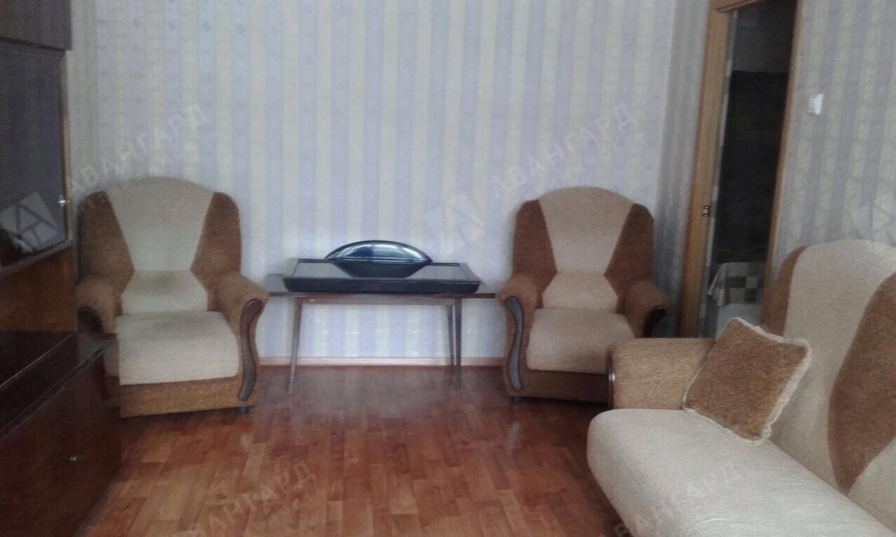 2-комнатная квартира, Демьяна Бедного ул, 10к2 - фото 1