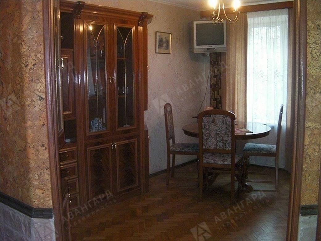 3-комнатная квартира, Ланская ул, 10 - фото 1
