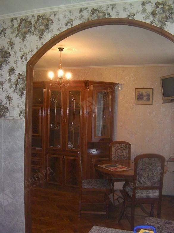 3-комнатная квартира, Ланская ул, 10 - фото 12