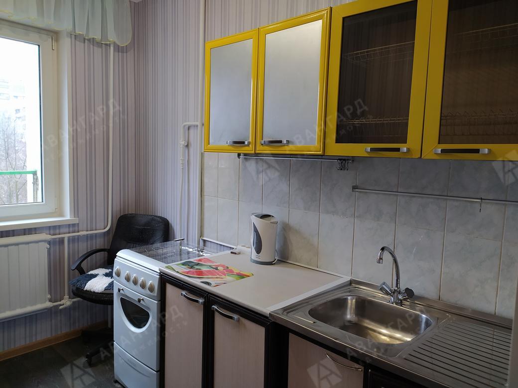 2-комнатная квартира, Наличная ул, 40 к 4 - фото 1