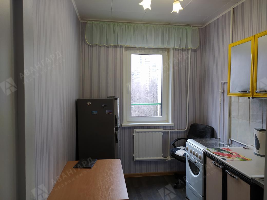 2-комнатная квартира, Наличная ул, 40 к 4 - фото 2