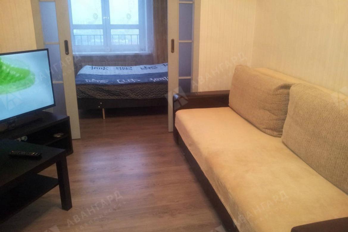 2-комнатная квартира, Авангардная ул, 27 - фото 2