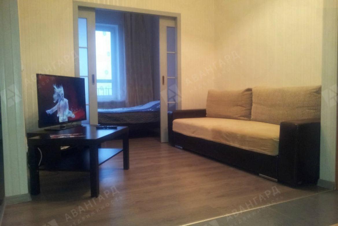 2-комнатная квартира, Авангардная ул, 27 - фото 1