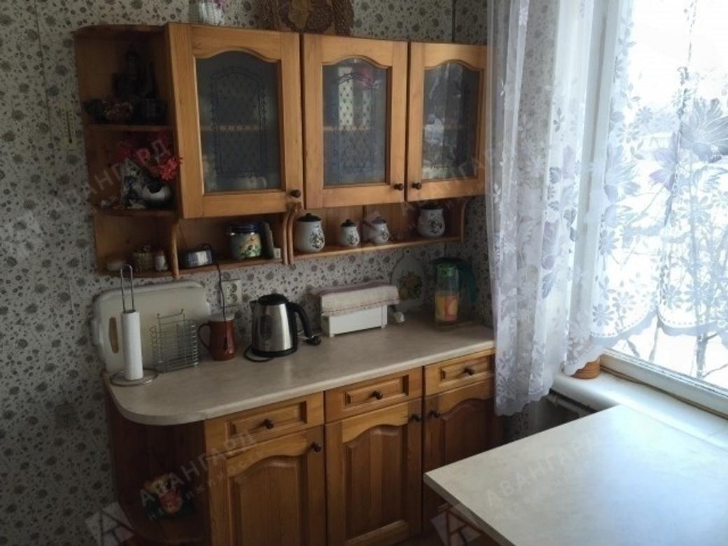 2-комнатная квартира, Гражданский пр-кт, 31к2 - фото 1