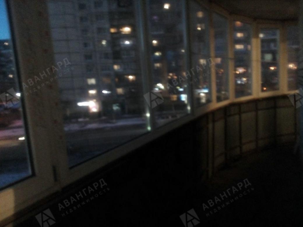 2-комнатная квартира, Ударников пр-кт, 33 - фото 14