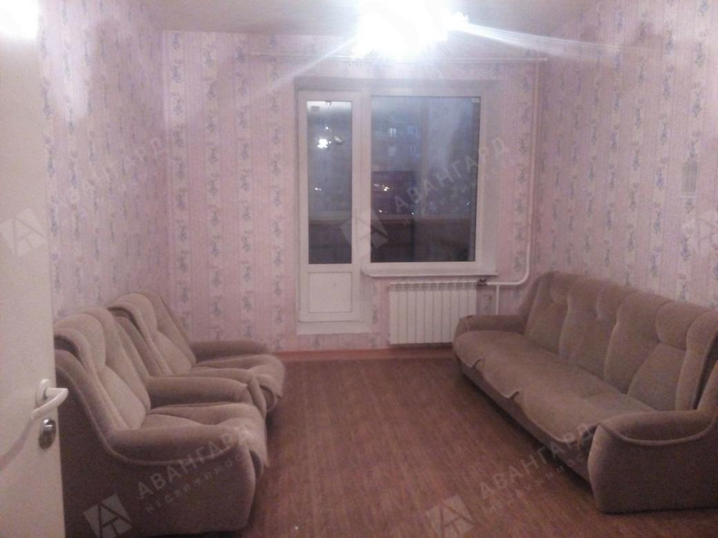 2-комнатная квартира, Ударников пр-кт, 33 - фото 1
