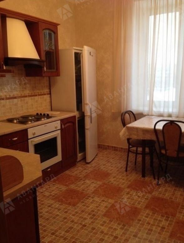 2-комнатная квартира, Искровский пр-кт, 19к1 - фото 1