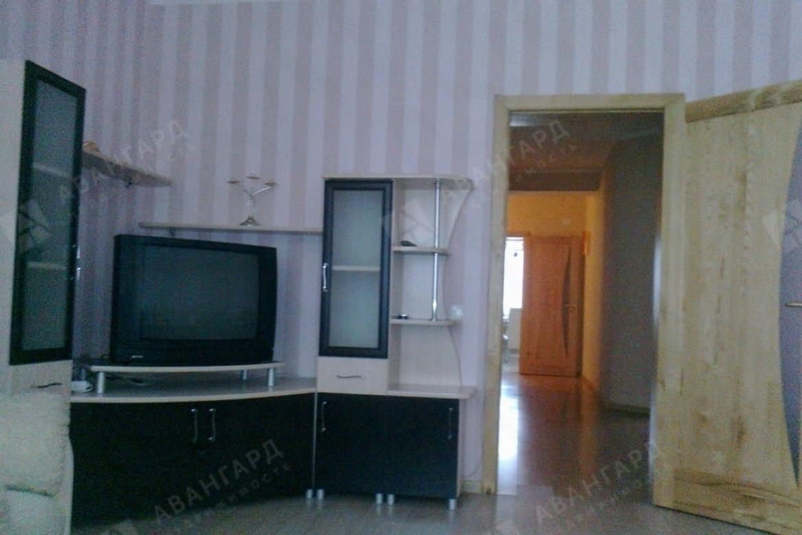 2-комнатная квартира, Луначарского пр-кт, 42к1 - фото 1