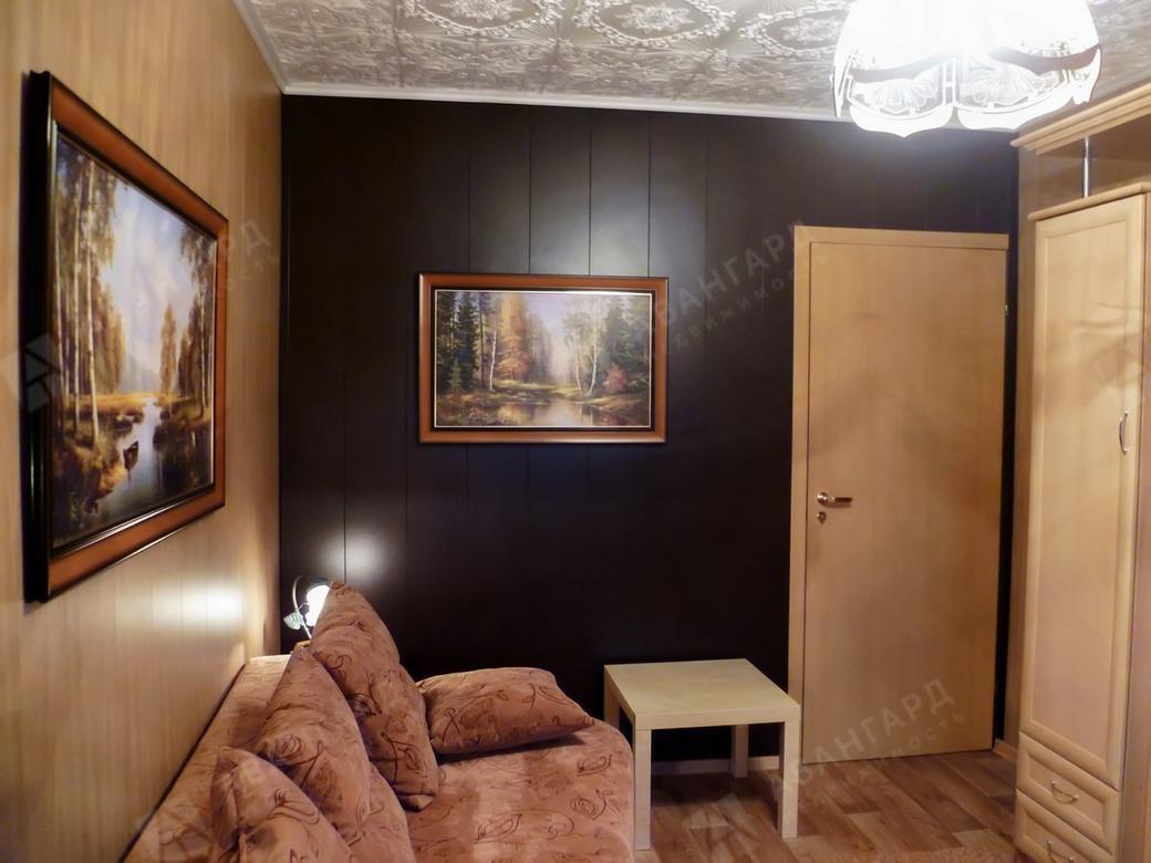 2-комнатная квартира, Лужская ул, 14к1 - фото 1