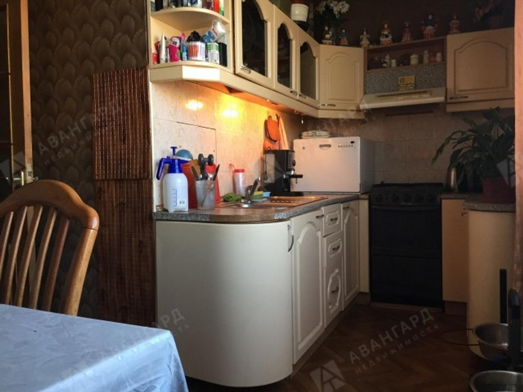 2-комнатная квартира, Подвойского ул, 24к1 - фото 1