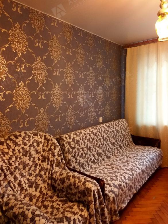 1-комнатная квартира, Вавиловых ул, 7к2 - фото 1
