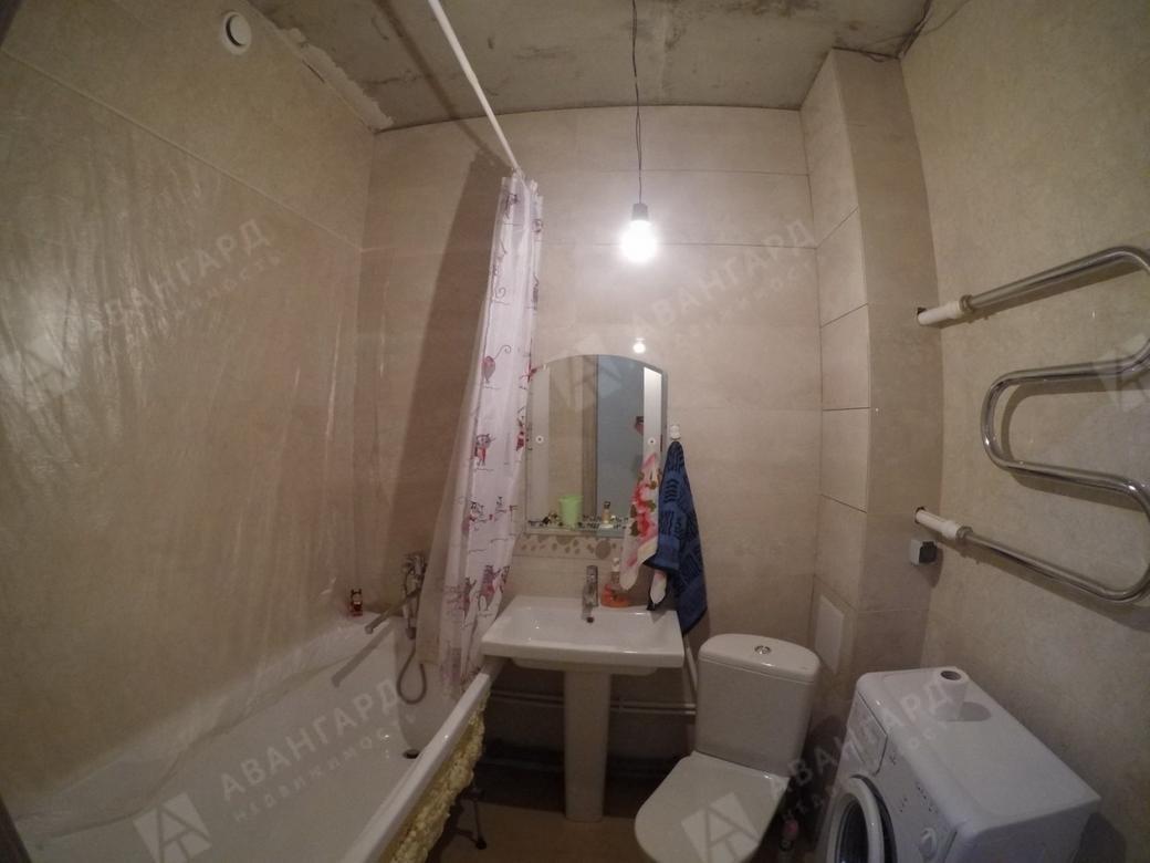 1-комнатная квартира, Охтинская аллея, 12 - фото 6