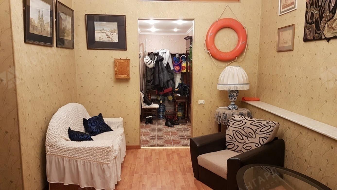 3-комнатная квартира, Большой В.О. пр-кт, 22 - фото 2