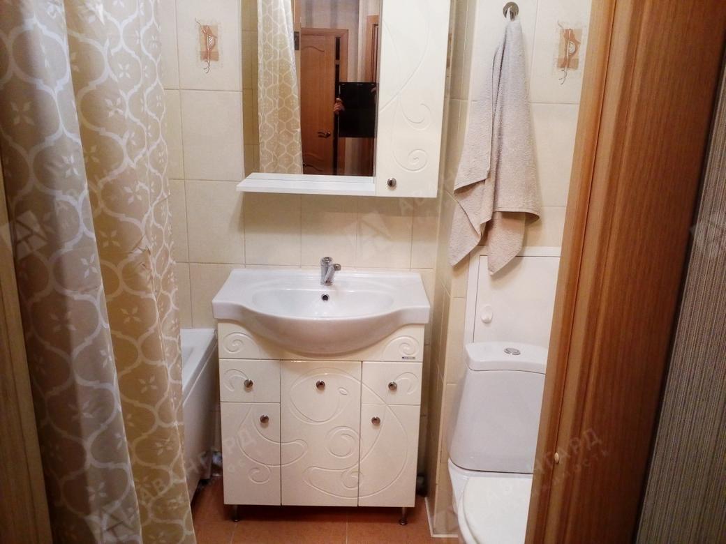 1-комнатная квартира, Полевая ул, 14 - фото 7
