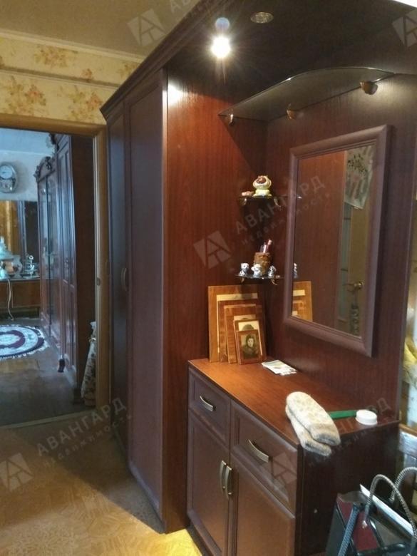 2-комнатная квартира, Авиаконструкторов пр-кт, 13к1 - фото 12