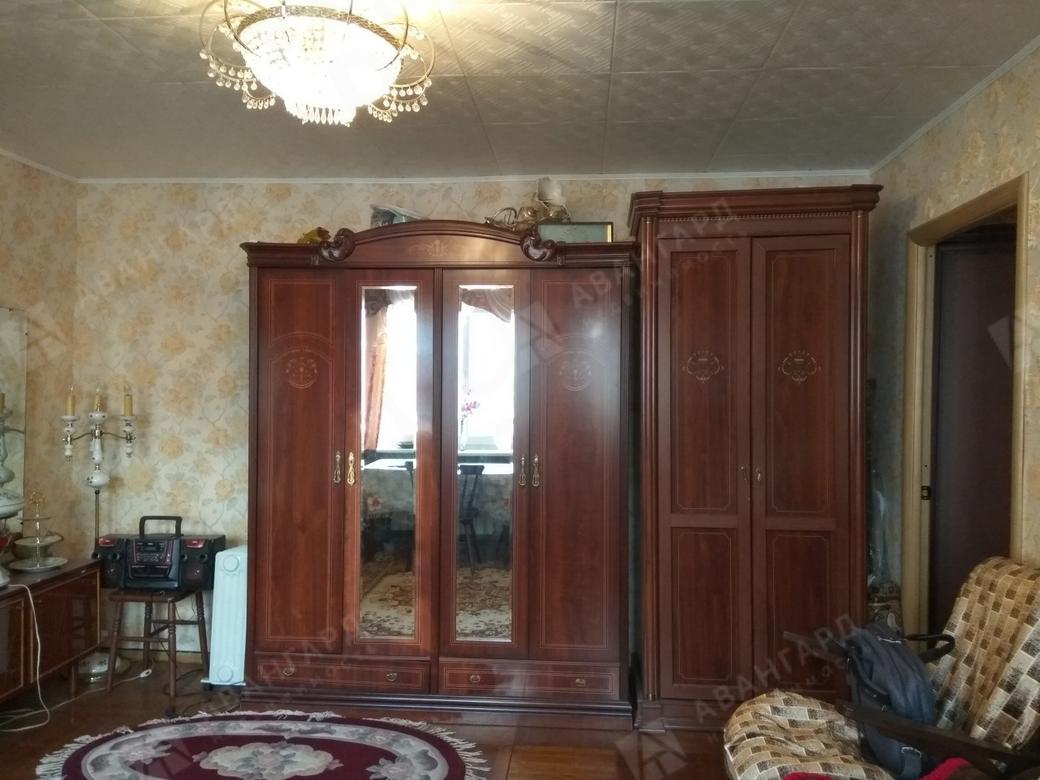 2-комнатная квартира, Авиаконструкторов пр-кт, 13к1 - фото 1