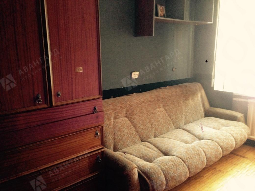 2-комнатная квартира, Черкасова ул, 4к1 - фото 1