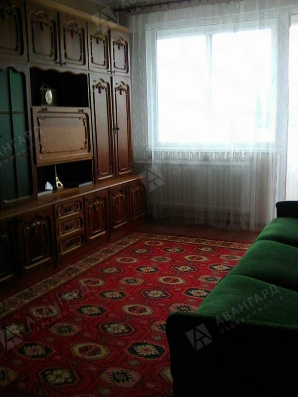 1-комнатная квартира, Ленинградская ул, 85/12 - фото 1
