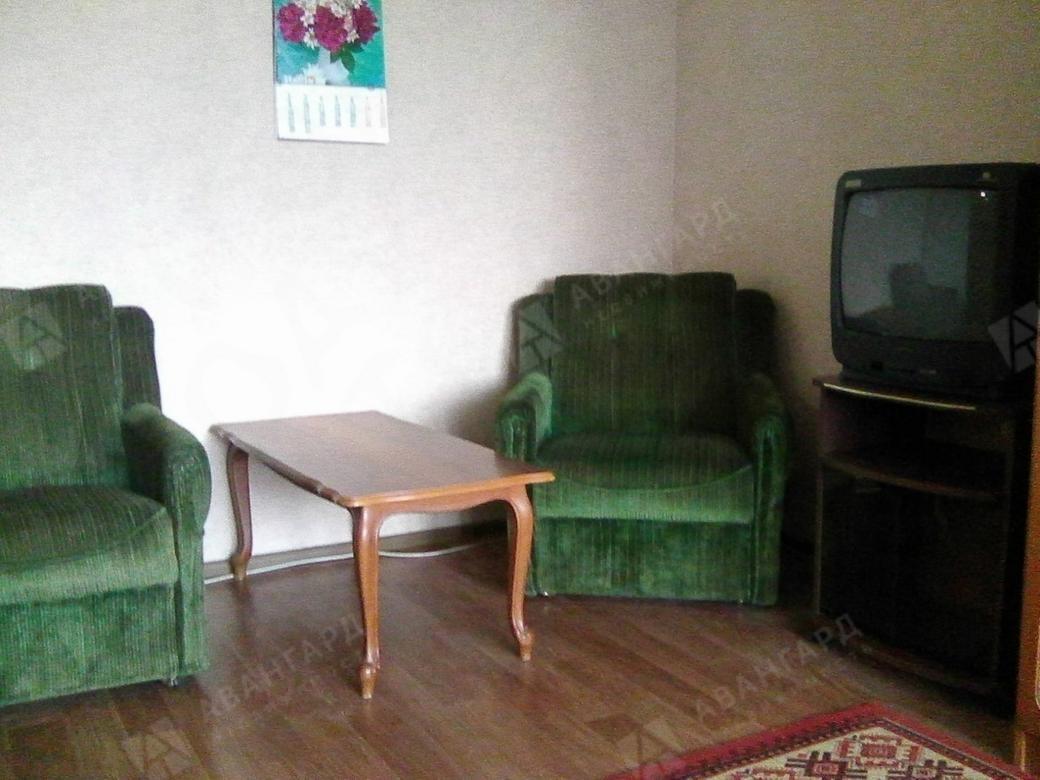 1-комнатная квартира, Ленинградская ул, 85/12 - фото 2