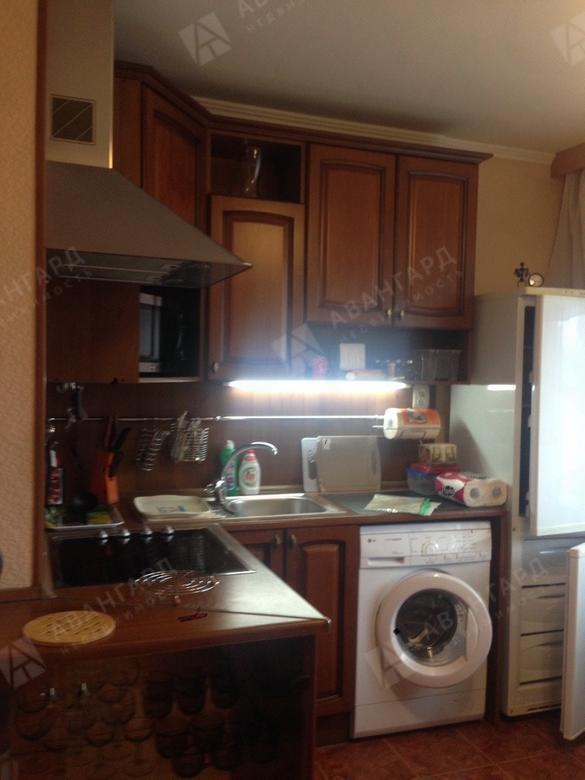 1-комнатная квартира, Латышских Стрелков ул, 11к1 - фото 1