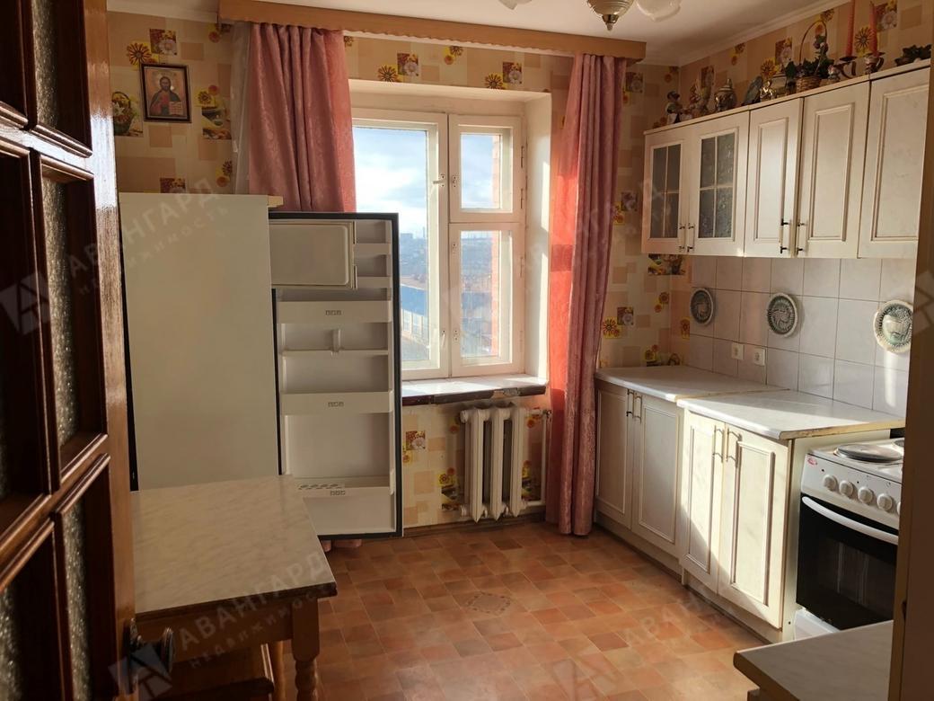 2-комнатная квартира, Двинская ул, 10 кор.5 - фото 1
