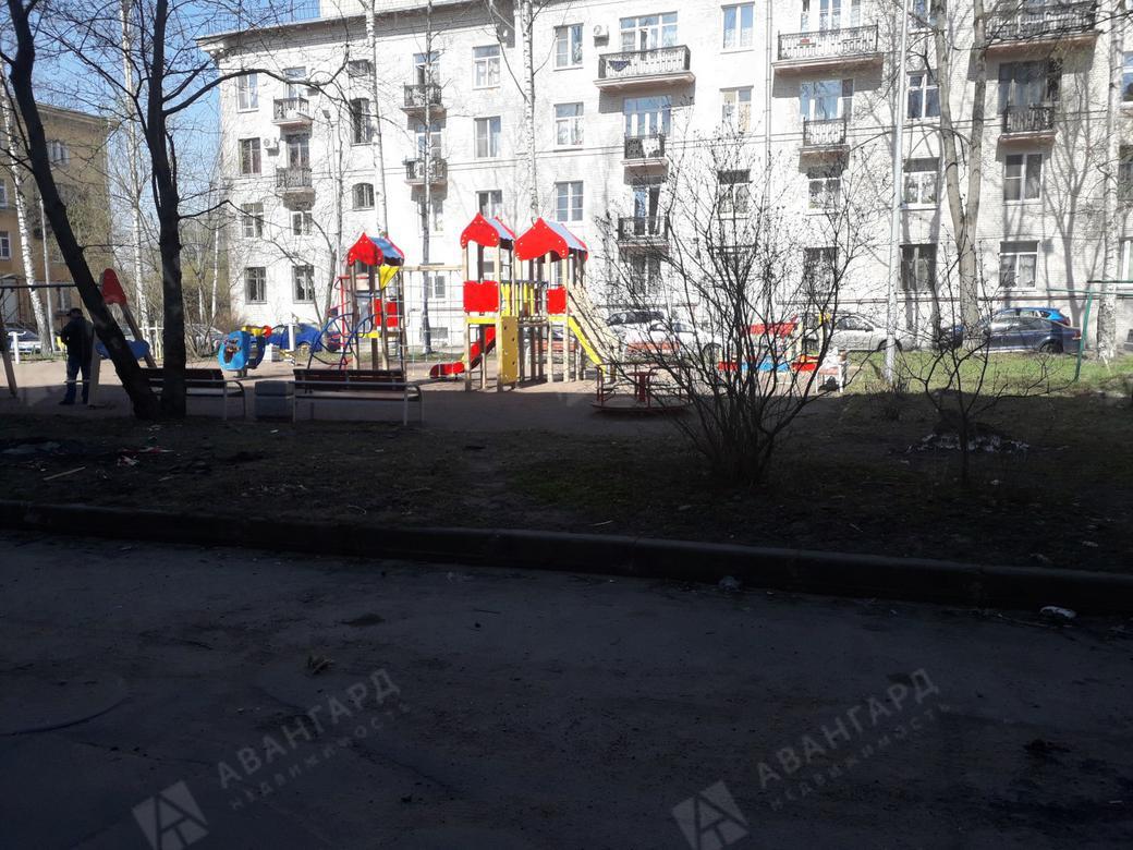 2-комнатная квартира, Скобелевский пр-кт, 17 - фото 12