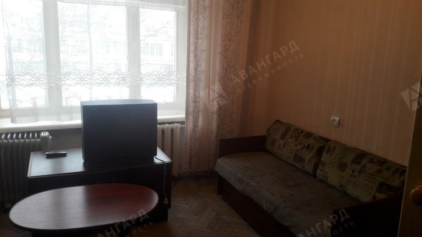 1-комнатная квартира, Лёни Голикова ул, 27к3 - фото 1