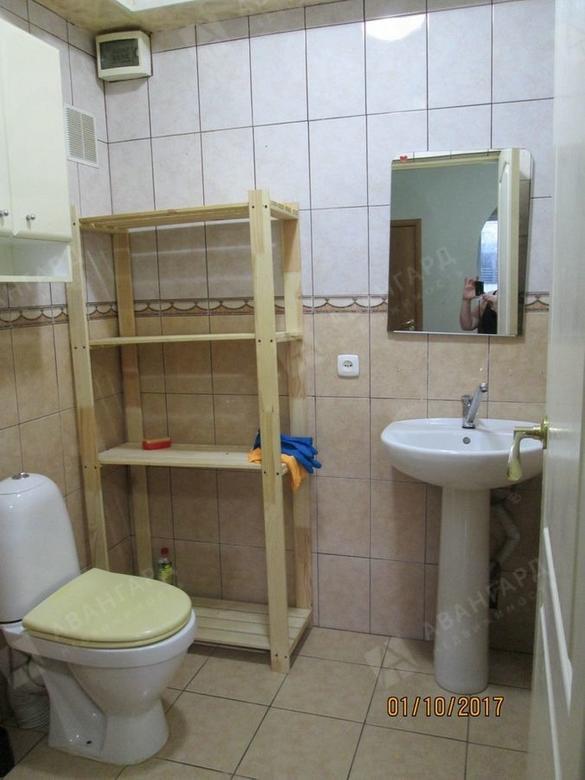 1-комнатная квартира, Арктическая ул, 15 - фото 9