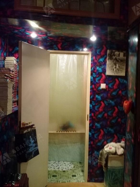 1-комнатная квартира, Нарвский пр-кт, 10 - фото 5