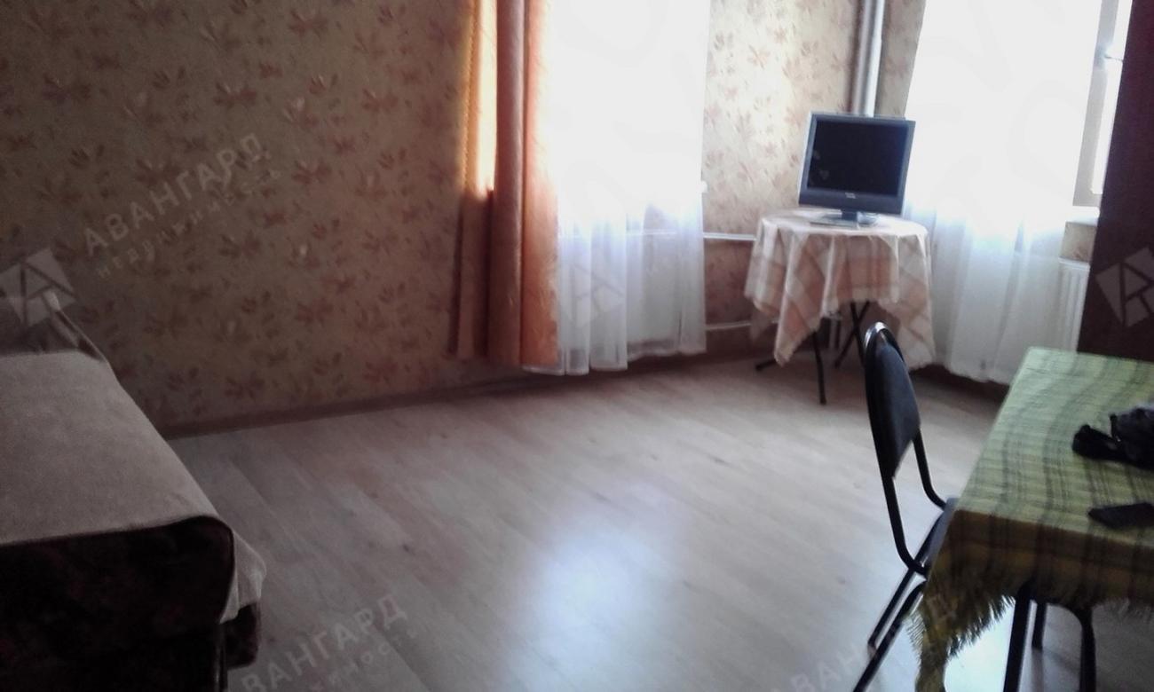 1-комнатная квартира, Турку ул, 11к2 - фото 1