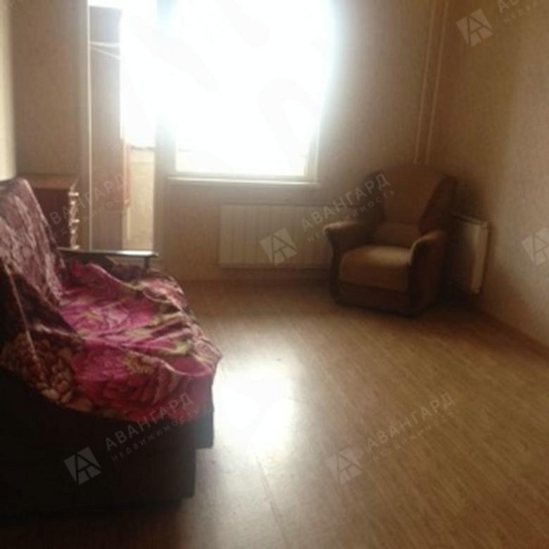 1-комнатная квартира, Оптиков ул, 52к2 - фото 1