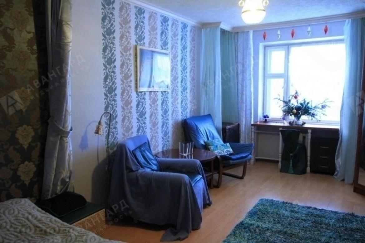 1-комнатная квартира, Среднеохтинский пр-кт, 5 - фото 1