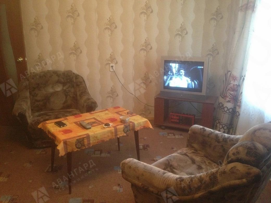 2-комнатная квартира, Стачек пр-кт, 186 - фото 1