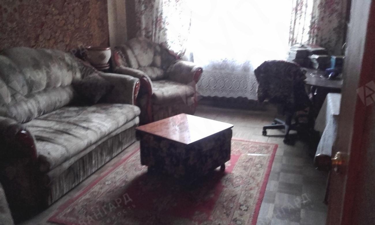 3-комнатная квартира, Ольги Берггольц ул, 17 - фото 1