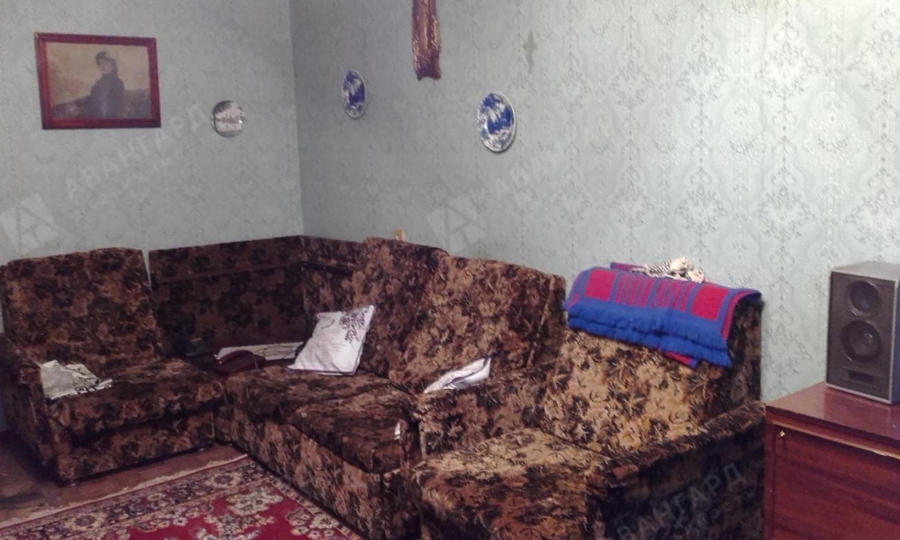 3-комнатная квартира, Ольги Берггольц ул, 17 - фото 2