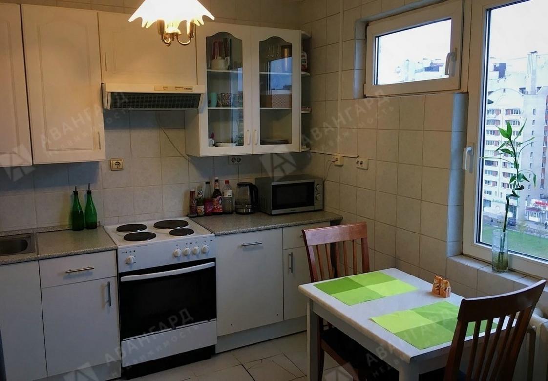 3-комнатная квартира, Вербная ул, 17Ак1 - фото 1