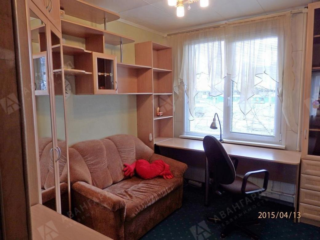 3-комнатная квартира, Кубинская ул, 70Ак1 - фото 1