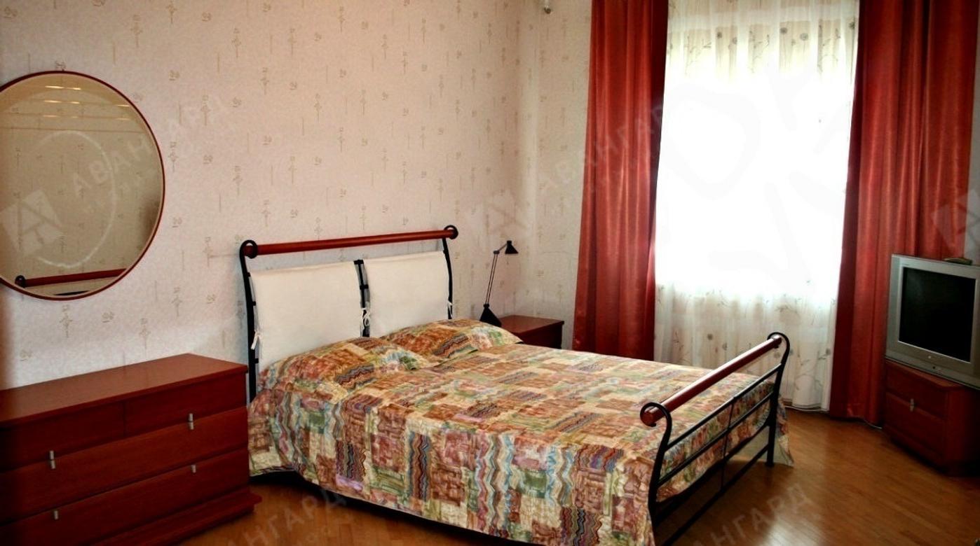 3-комнатная квартира, Морская наб, 35 - фото 1