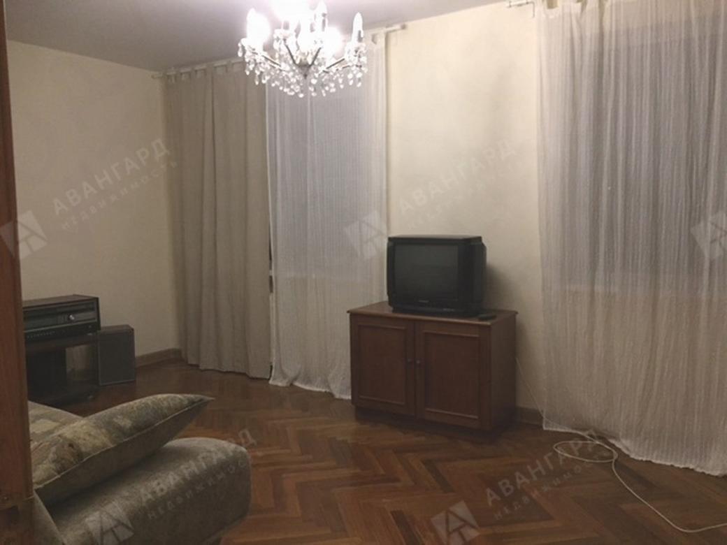 3-комнатная квартира, Королёва пр-кт, 27к1 - фото 1