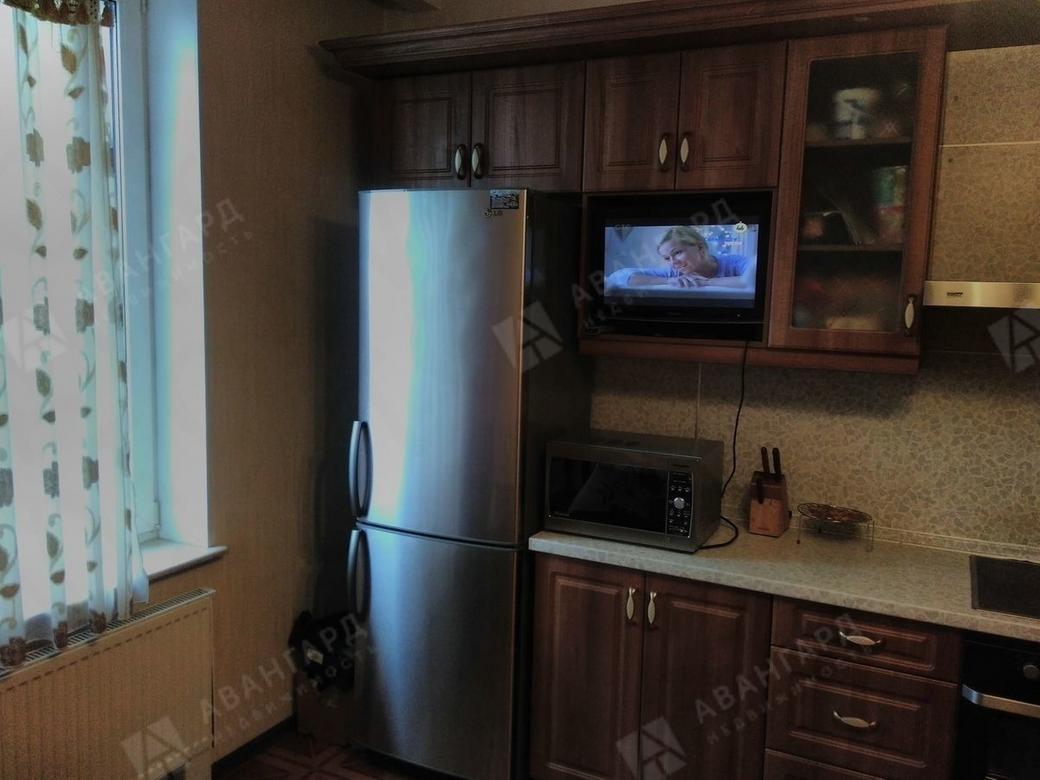 3-комнатная квартира, Загребский б-р, 9 - фото 2