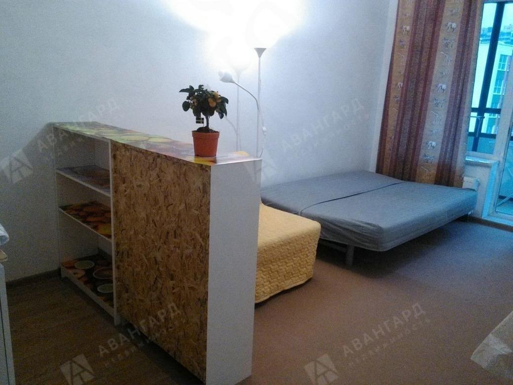 1-комнатная квартира, Воронцовский б-р, 8 - фото 2