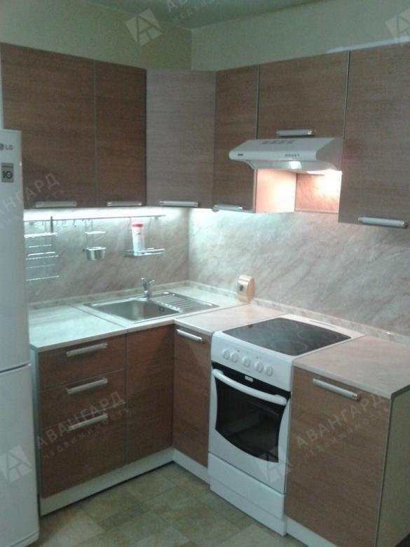 1-комнатная квартира, Доблести ул, 7к1 - фото 1