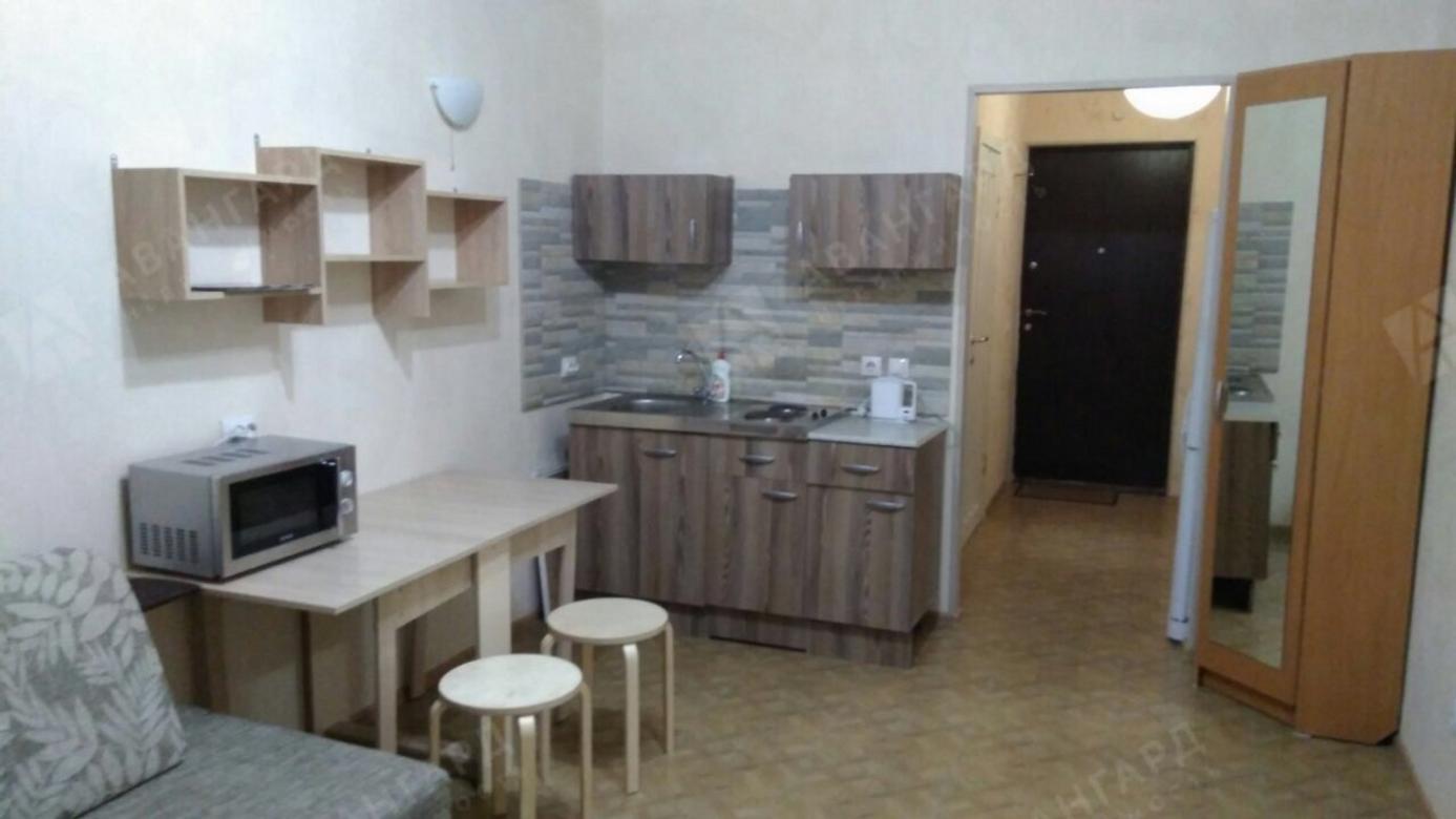 1-комнатная квартира, Охтинская аллея, 16 - фото 1